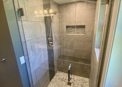 Evergreen Valley Construction Home Remodeling Contractors Bathroon Remodel